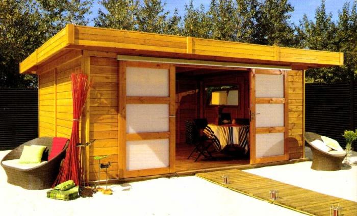 Abri De Jardin Garage Pergola Terrasse Tout Vos Amenagements